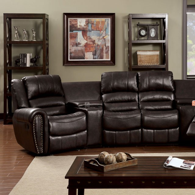 Washburn - Home Theatre Sectional
