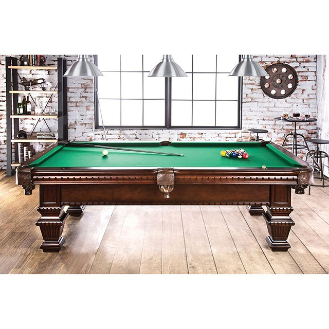Montemor - Pool Table Set  sc 1 st  Quality Furniture & Montemor - Pool Table Set | CM-GM337-SET | Pool Tables | Quality ...