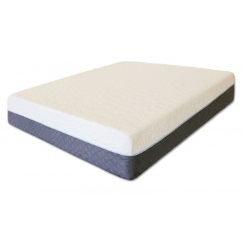 Hellebore - Gel-Infused Memory Foam Mattress