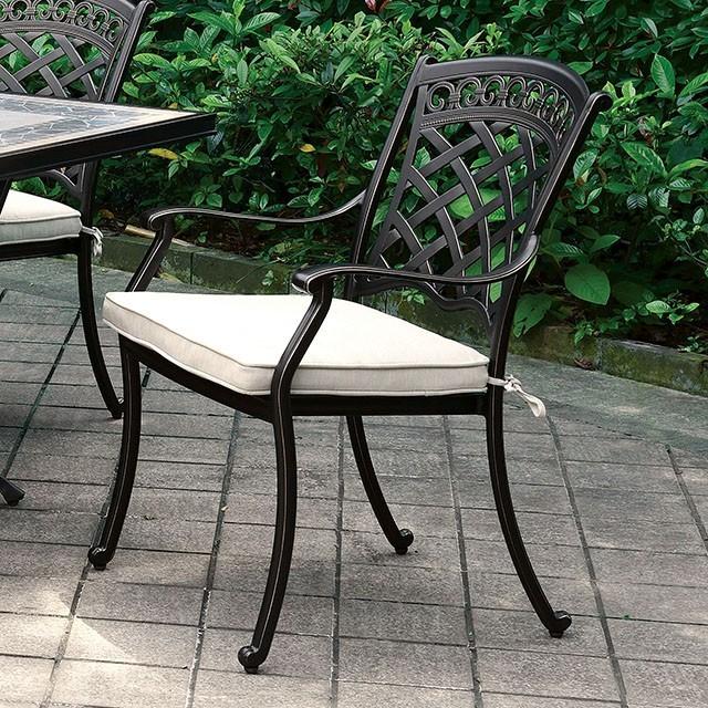 Charissa - Arm Chair (4/Box)