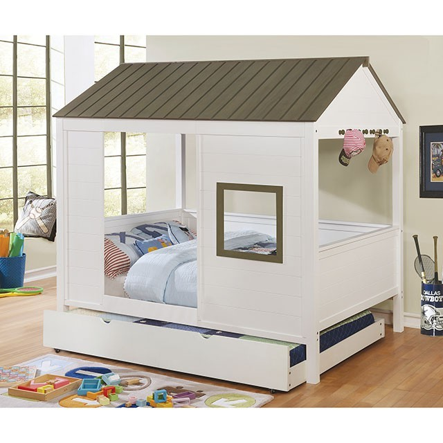 Cobin - Full Size House Bed