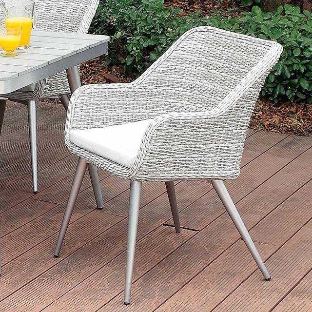Shivani - Arm Chair (4/Box)