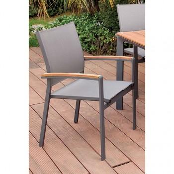 Oshawa - Arm Chair (4/Box)
