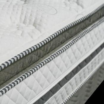Siddalee - 16 Euro Pillow Top 2.5 Gel Infused Memory Foam