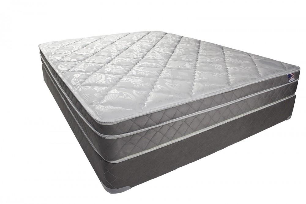 "Kalina - 9"" Euro Pillow Top Mattress (Non-Flip)"