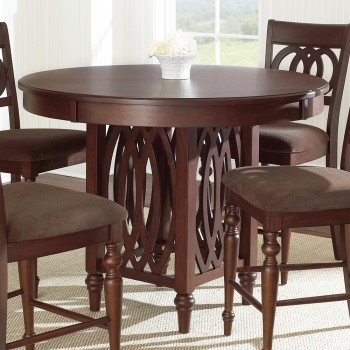 Dolly Round Dining Table