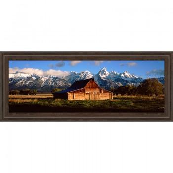 Alma Moulton Barn Wall Art