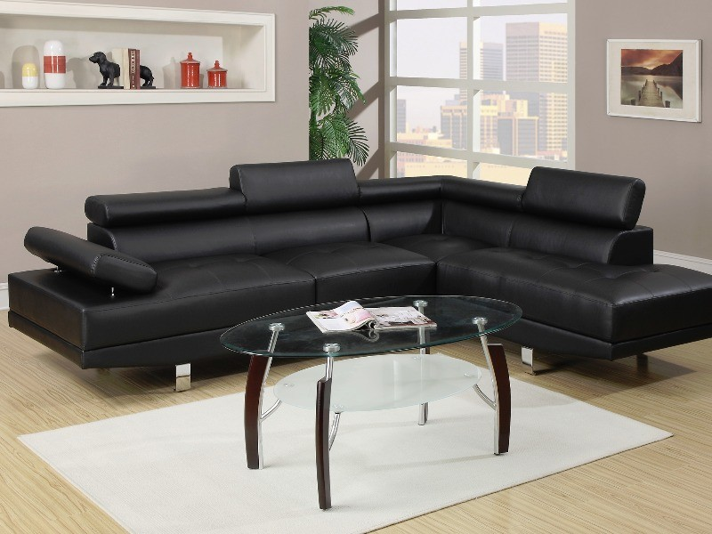 Futuristic Sectional Sofa Set | F7310 | Sectionals | Just Like Home ...