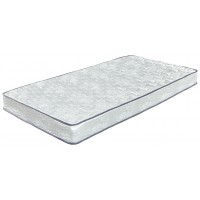 6 Inch Bonell - White - Full Mattress