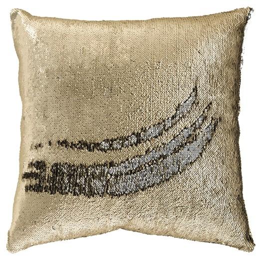 Maxandria - Gold/Silver Finish - Pillow