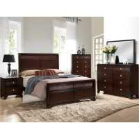 Crown Mark B6850 Tamblin Queen Bedroom Suite
