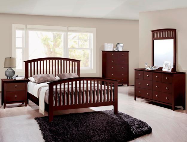 Crown Mark Farrow Queen Bedroom Group: Crown Mark B7550 Lawson Queen Bedroom Suite