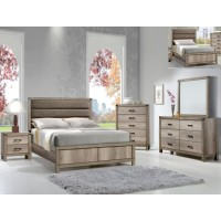 Crown Mark B3200 Matteo Queen Bedroom Suite
