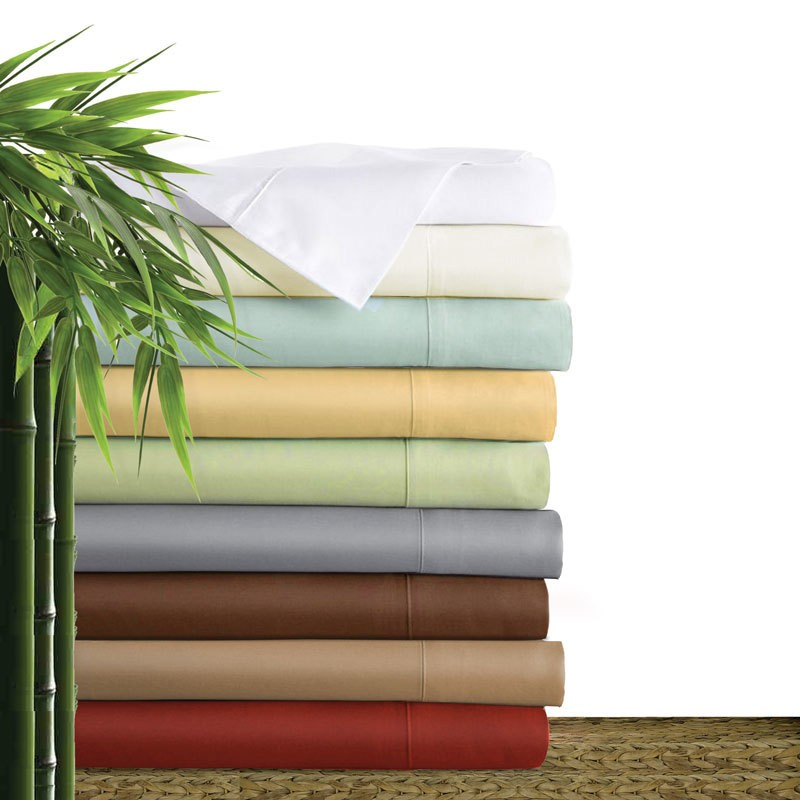 Aloe Vera Bamboo Sheets