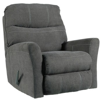 Maier - Charcoal - Rocker Recliner