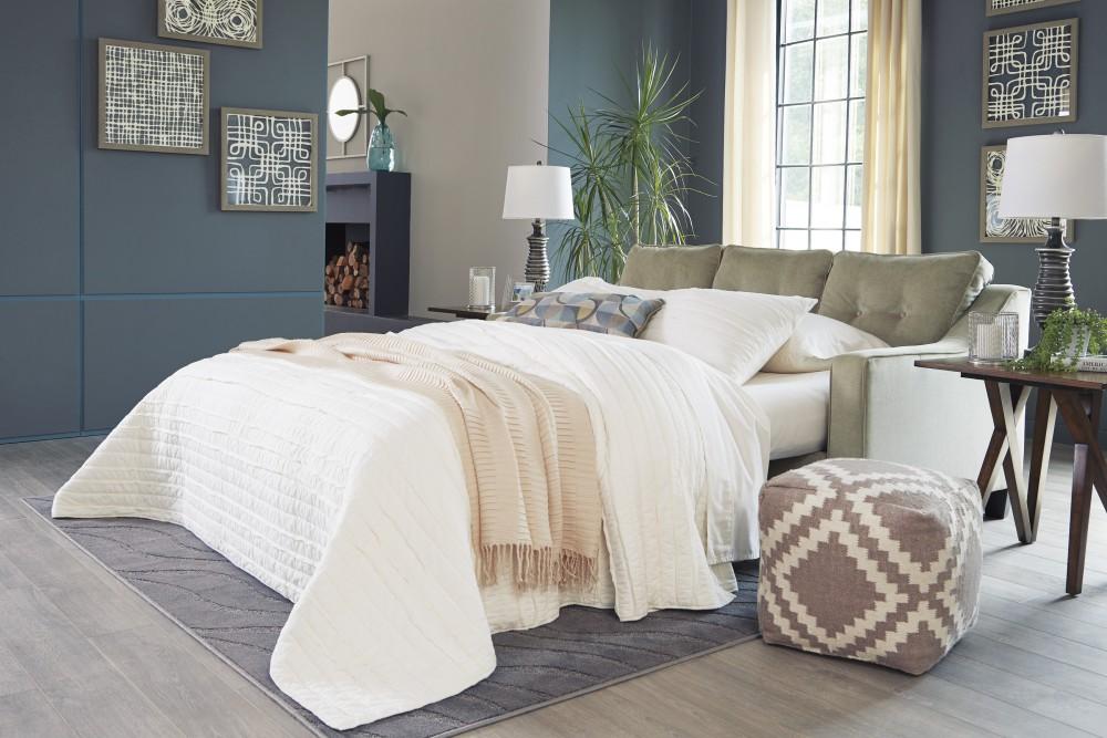Bizzy - Meadow - Queen Sofa Sleeper