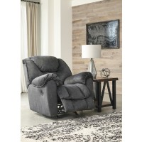 Capehorn - Granite - Rocker Recliner
