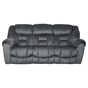 Capehorn - Granite - Reclining Sofa