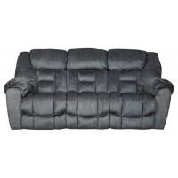 Capehorn - Granite - Reclining Sofa