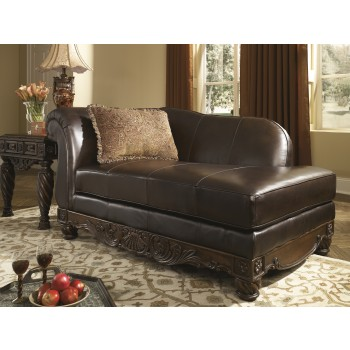 North Shore - Dark Brown - LAF Corner Chaise