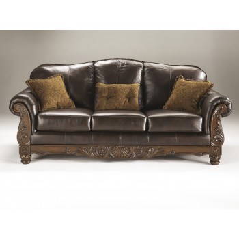 North Shore - Dark Brown - Sofa
