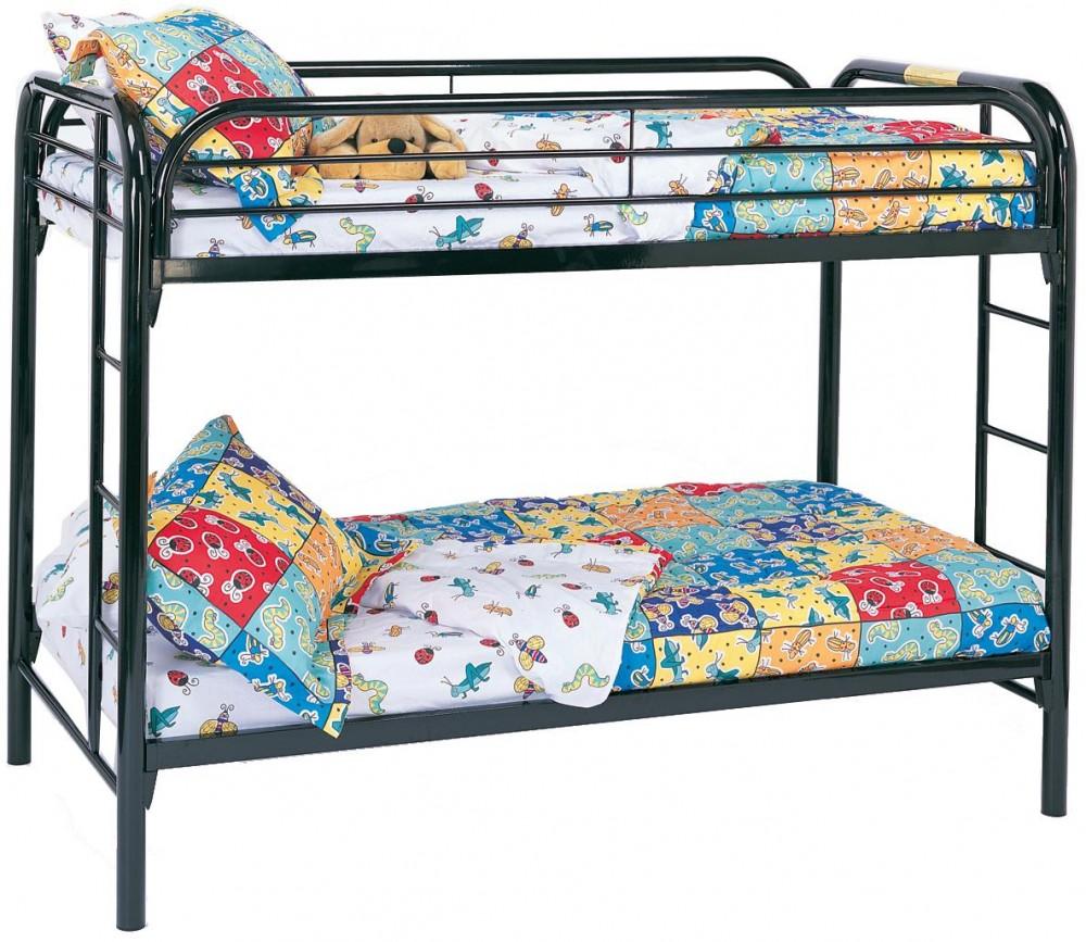 Coaster Metal Twin/Twin Bunk bed