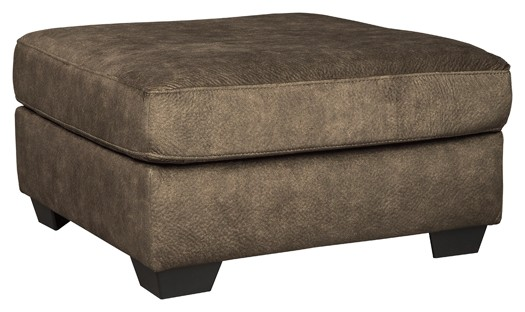 Accrington - Earth - Oversized Accent Ottoman