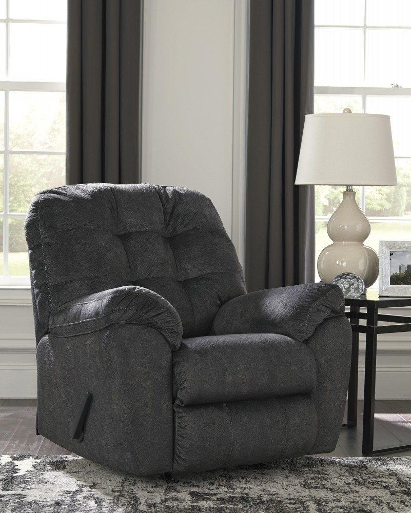 Accrington - Granite - Rocker Recliner