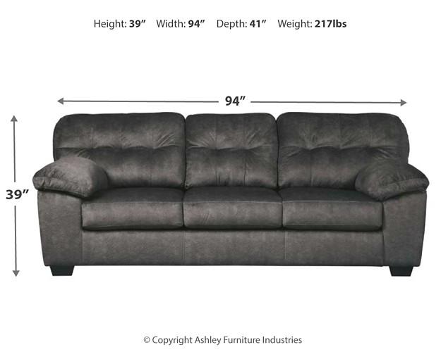 Accrington Granite Queen Sofa Sleeper 7050939