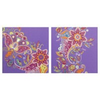 Domenica - Multi - Wall Art Set (2/CN)