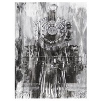 Isaac - Black/White - Wall Decor