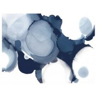 Ariadna - Blue/White - Wall Decor