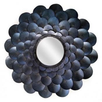 Deunoro - Blue - Accent Mirror