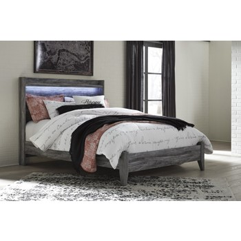 Baystorm Queen Panel Footboard with Rails