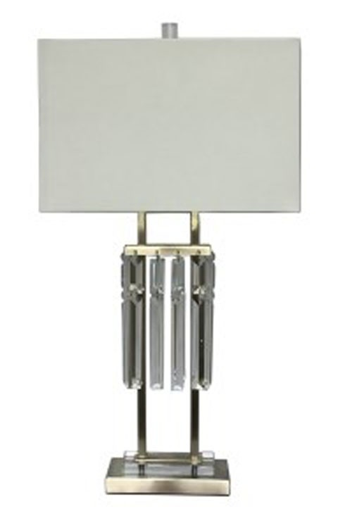 Megdalia clearbrass finish metal table lamp 1cn l428114 megdalia clearbrass finish metal table lamp 1cn aloadofball Choice Image