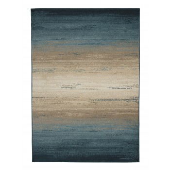 Ignacio - Blue/Tan - Medium Rug
