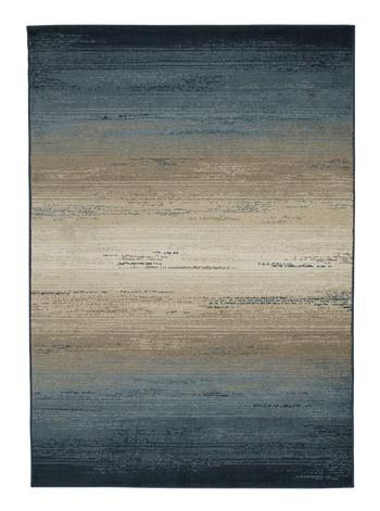 Ignacio - Blue/Tan - Medium Rug