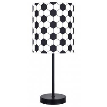 Ask For Our BEST PRICE! Lamar   Black/White   Metal Table Lamp ...