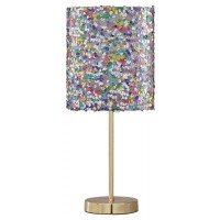 Maddy - Multi - Metal Table Lamp (1/CN)