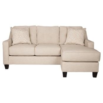 Aldie Nuvella Sand Sofa Chaise 6870518 Sofas