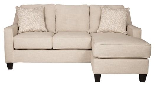 Aldie Nuvella - Sand - Sofa Chaise