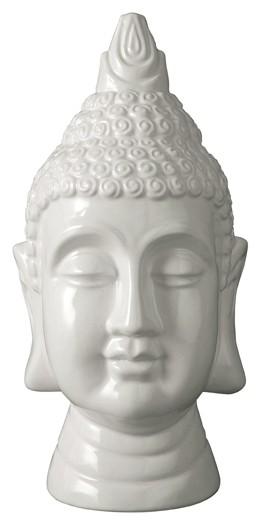Donal - White - Sculpture