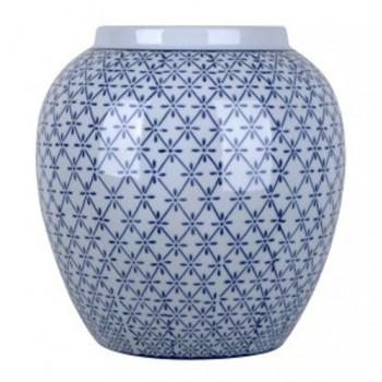 Dionyhsius Bluewhite Vase Vases Texas Discount Furniture