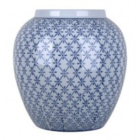 Dionyhsius - Blue/White - Vase