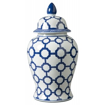 Dionyhsius - Blue/White - Jar
