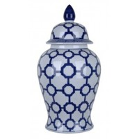 Dionyhsius - Blue/White - Jar