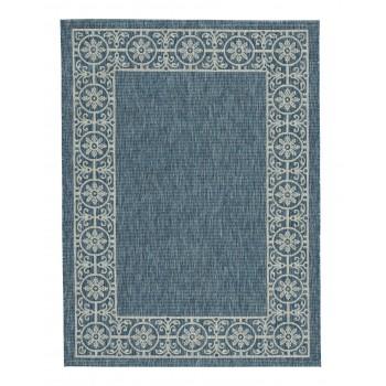Jeb - Blue/Tan - Medium Rug