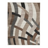 Jacinth - Brown - Large Rug