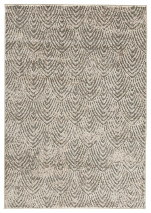 Robert - Metallic - Large Rug