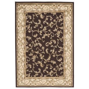 Jameel - Brown/Gold - Large Rug